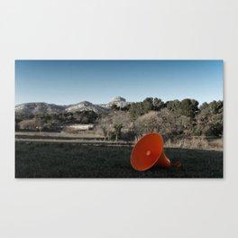 Bong 006 Canvas Print