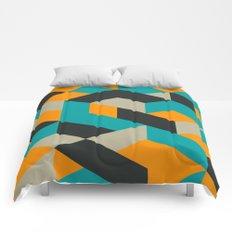 Tri V Comforters