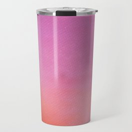 So I have been playing with colour recently Travel Mug