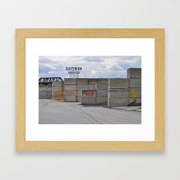 5 To 1 - Brooklyn, New York Framed Art Print