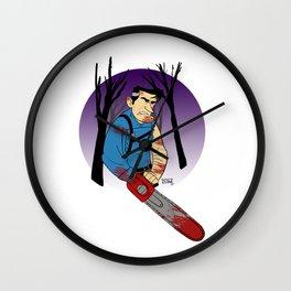 Groovy Wall Clock