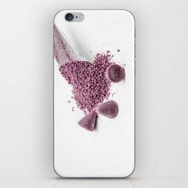 Cuberdons iPhone Skin