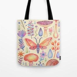Et coloris natura IV Tote Bag