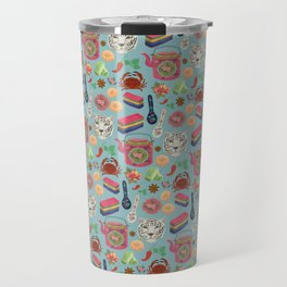Peranakan tea party Travel Mug