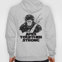 Caesar: Apes Together Strong Hoody
