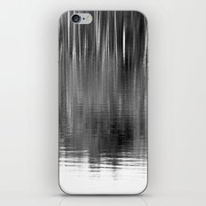 Abstract Trees Monochrome iPhone & iPod Skin