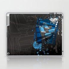 ALONE IN THE DARK Laptop & iPad Skin