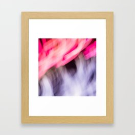 Wax On / Wax Off Framed Art Print