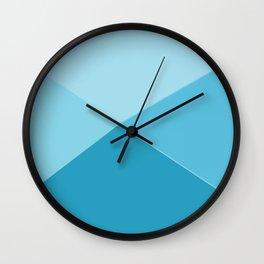 Blue Point Wall Clock