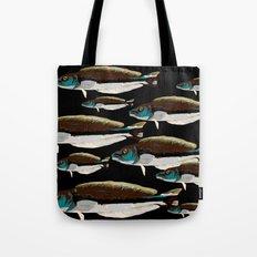 Trout Tote Bag