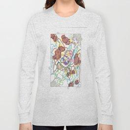 Kuiper's Meteorite Belt Long Sleeve T-shirt