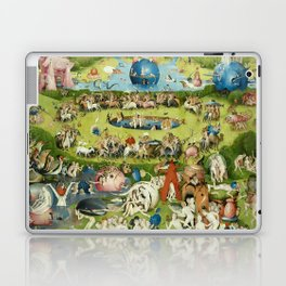 The Garden of Earthly Delights by Hieronymus Bosch Laptop & iPad Skin
