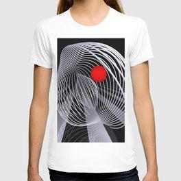loops and balls -2- T-shirt