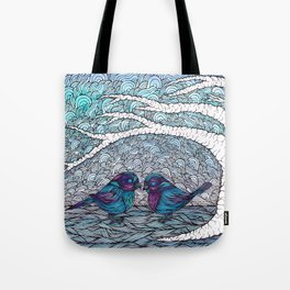 After Waiting For Godot Tote Bag