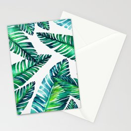 Live tropical I Stationery Cards