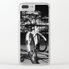 Ride Clear iPhone Case