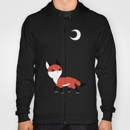 Moon Fox Hoody