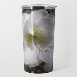 Joyful Camellias Travel Mug