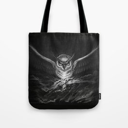 BounD Owl Tote Bag