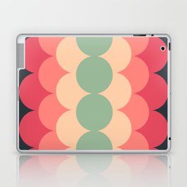 Gradual Rosegreen Laptop & iPad Skin