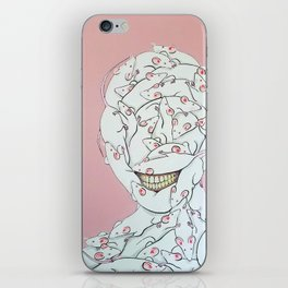The Distractor iPhone Skin