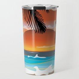 SUNSET BLVD Travel Mug