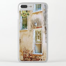 Villa Carolina Clear iPhone Case
