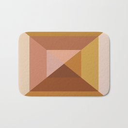 Mod Abstract Geometry Bath Mat