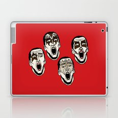 Kiss Cage Laptop & iPad Skin