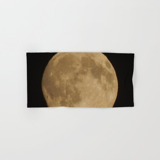 Full Moon Hand & Bath Towel