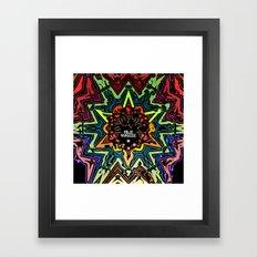 Abjo - Anagoge Framed Art Print
