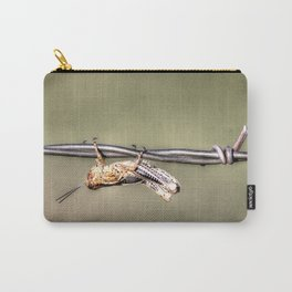 Hang on Baby Friday's Coming Carry-All Pouch
