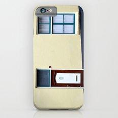 Dutch door and window iPhone 6 Slim Case