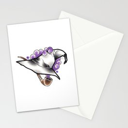The Grey Wizard Stationery Cards