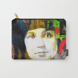 Marina Tsvetaeva Poet Author Portrait Carry-All Pouch