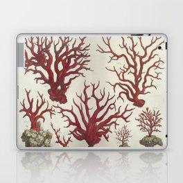 Naturalist Red Coral Laptop & iPad Skin