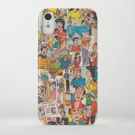 Archie Comics Collage #2 iPhone Case