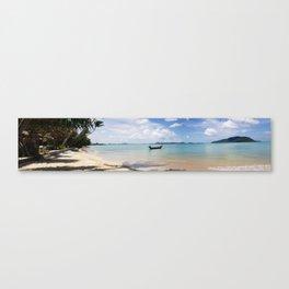 Phuket Beach Panoramic.  Canvas Print