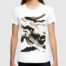 Black + White 3 T-shirt