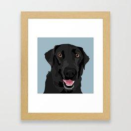 Boomer Framed Art Print