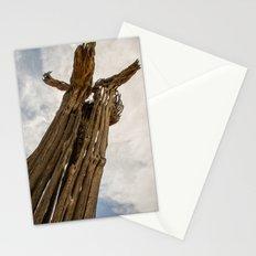 Saguaro Skeleton Stationery Cards