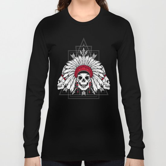 Southern Death Cult Long Sleeve T-shirt