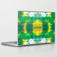 manhattan Laptop & iPad Skins featuring Manhattan by Brandon Paul Martinez