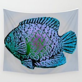 Sunfish Colors 4 Wall Tapestry