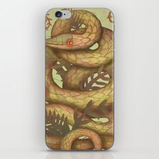 The Fern Viper iPhone Skin