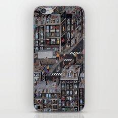Parisian Neighbourhood iPhone & iPod Skin