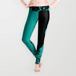 Bizang! These Heels are Killer! Leggings