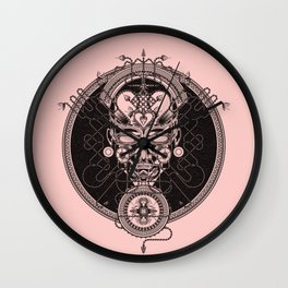 GORGON Wall Clock