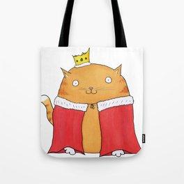 King Mittens IV Tote Bag