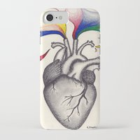 creativity iPhone & iPod Cases featuring Creativity by Kaylyn Powell